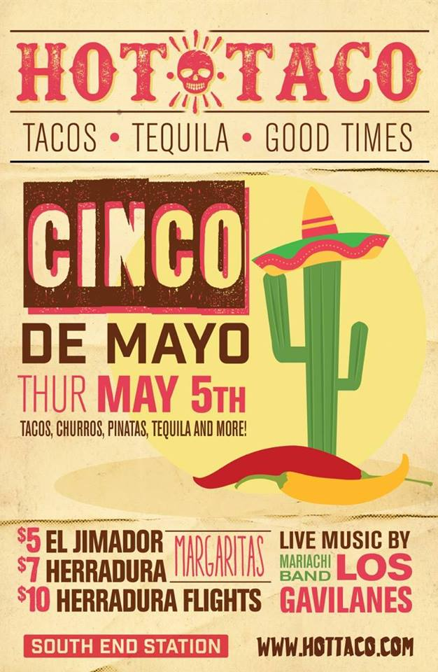 Places to eat and party on Cinco de Mayo in Charlotte, NC