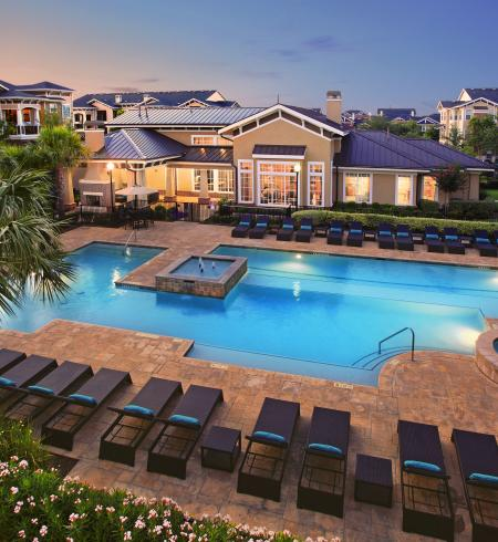 Camden Grand Harbor Apartments in Katy, Texas