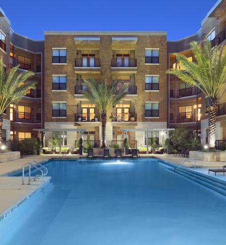 Camden Lamar Heights Apartments in Austin, Texas