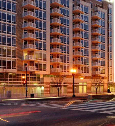 Camden South Capitol Apartments in Washington, DC