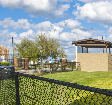Bark Park at Camden South Bay Apartments in Corpus Christi, Texas