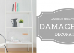 Awesome Tips and Tricks for Damage Free Decorating