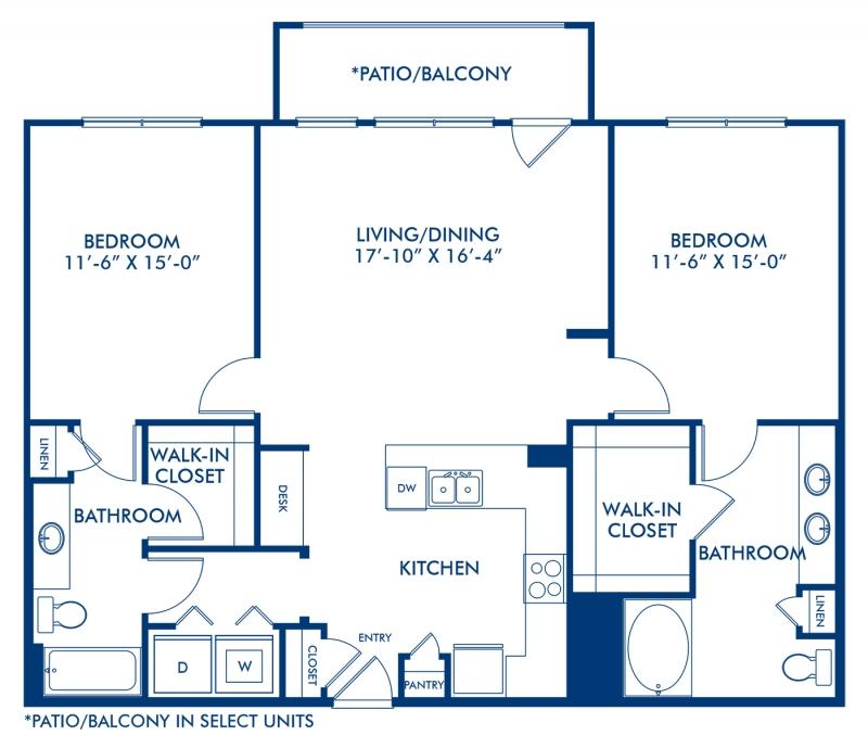 studio 1 2 bedroom apartments in dallas tx camden