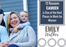 13 Reasons Camden is One of the Best Workplaces for Women: Emily Walker