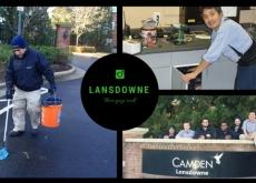 Camden Lansdowne Maintenance Rocks!