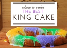 The Best King Cake